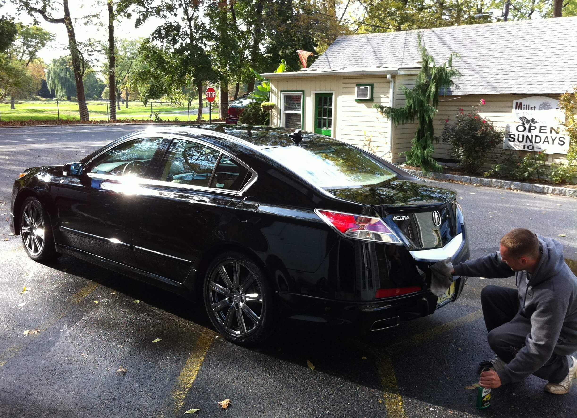 Mobile Car Detailing NJ