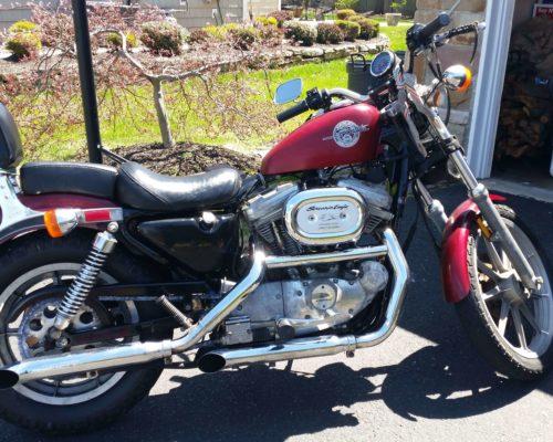 Harley-Sportster-compressor