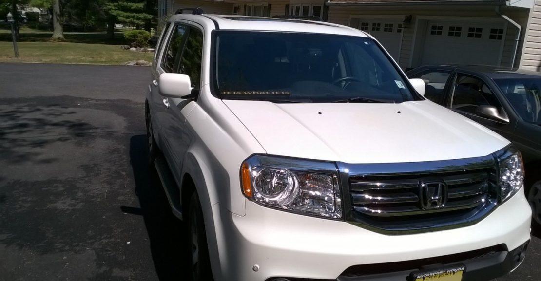 Honda Pilot Mobile Detailing Hillsborough NJ