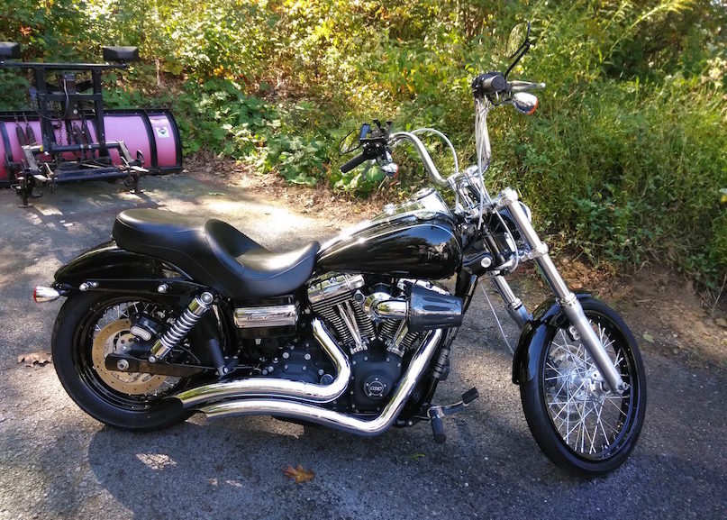 Mobile Motorcycle detailing NJ