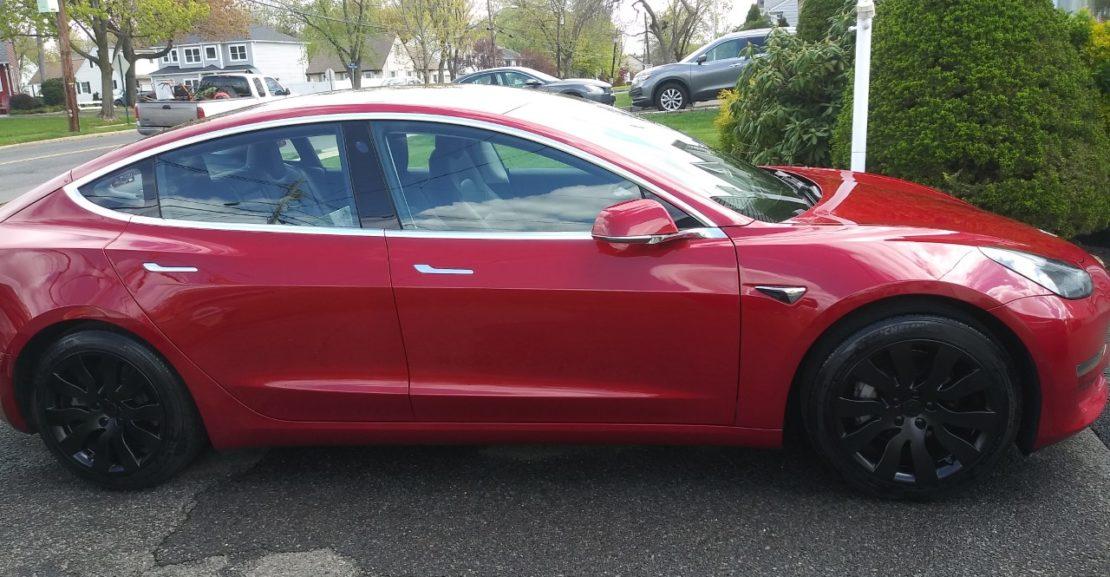 Tesla detailing - Clark NJ
